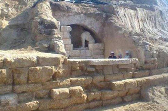 Tour giornaliero di Filippi, Anfipoli