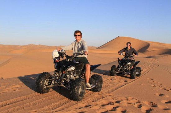3-Hour Quad Biking and Sand-Boarding...