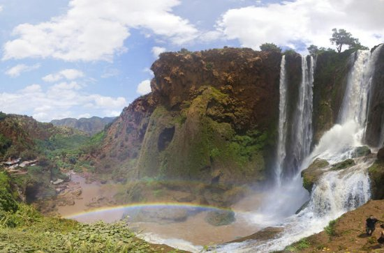 Full-Day Ouzoud Waterfalls Tour from...