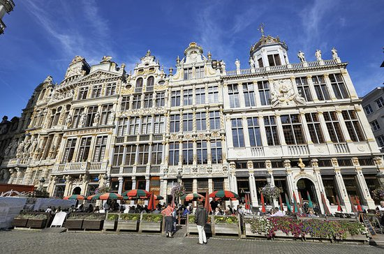 Brussels Super Saver: Private Brussels Sightseeing Tour plus Antwerp...
