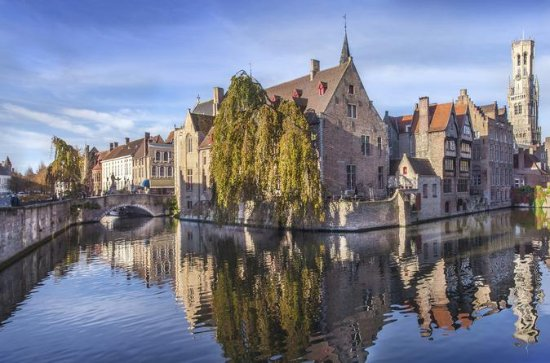 Bruges Full-Day Sightseeing Tour from...