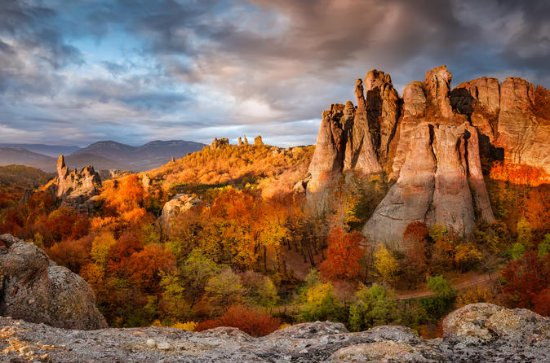 Belogradchik 4x4 Safari Tour - Ruta...