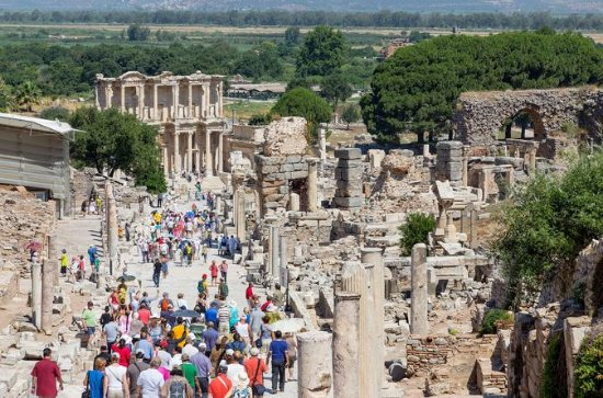 Small-Group, Half-Day Tour of Ancient Ephesus