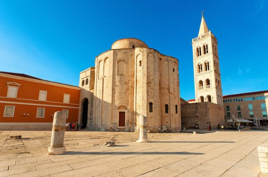 Zadar Walking Tour - Ancient Meets...