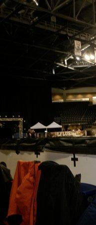 Kent, WA: ADA seating floor level.