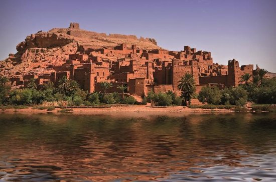 Full-Day Tour from Marrakech to Ait...