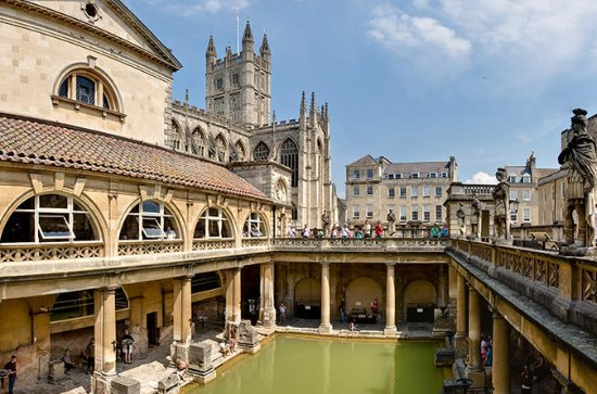 Bath and Stonehenge Day Tour From...