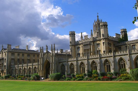 Cambridge Student Tour from Oxford