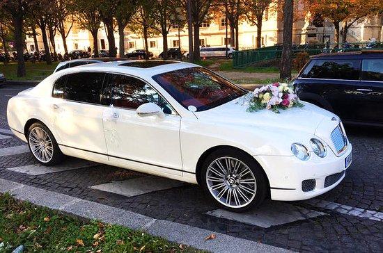 Prise en charge dans les aéroports de Paris dans une luxueuse Bentley