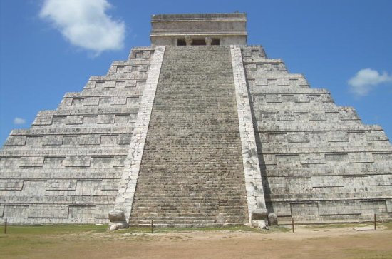 Chichen Itza and Cenote Mayan