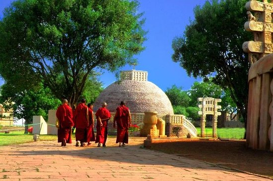 Private Full-Day Tour of Sanchi and...
