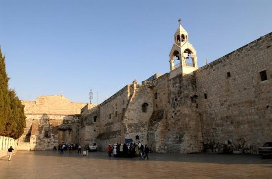 Bethlehem Half Day private Tour From...