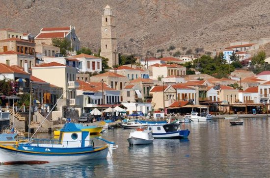 Halki Island Day Trip from Rhodes