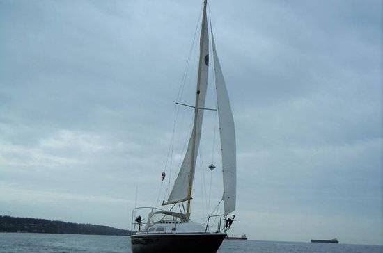 Private 3-Hour Sailing Charter in...