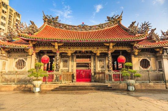 龍山寺と剥皮寮歴史街区