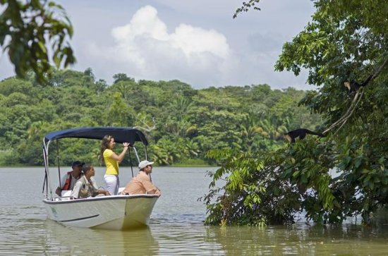 Gatun Lake Expedition