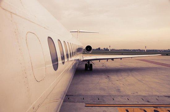 ビリニュス空港到着プライベートトランスファー