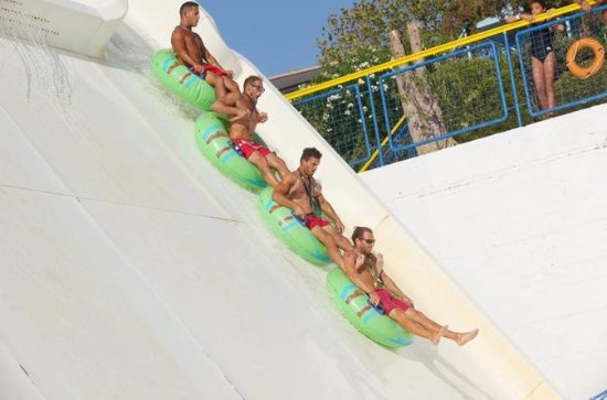 Acqua Plus Water Park Entrance Ticket...