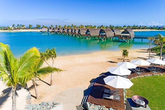 Enjoy An Island Getaway At Fiji Marriott Resort Momi Bay Picture