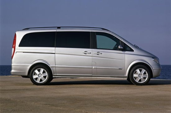 Private Transfer Catania  - Main Sicily Destinations by Minivan