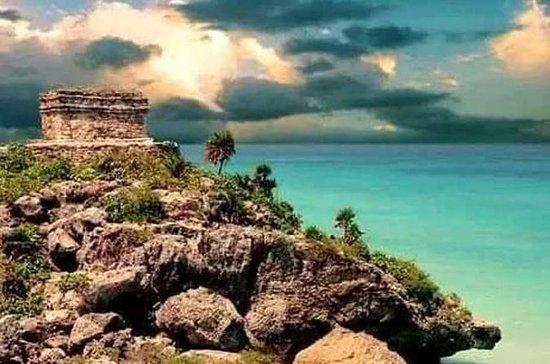 Ruínas de Tulum e Playa del Carmen ao...