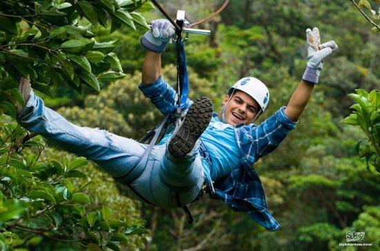 Sky Adventures Tour Fra Monteverde