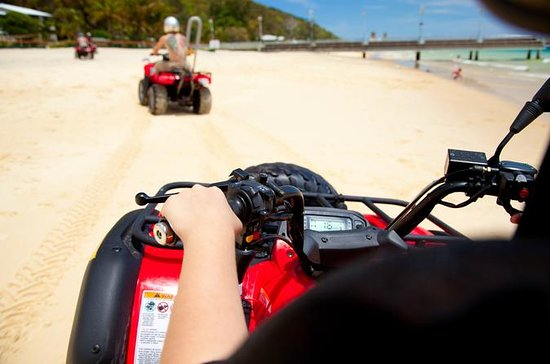ATV Sightseeing Tour in St Maarten