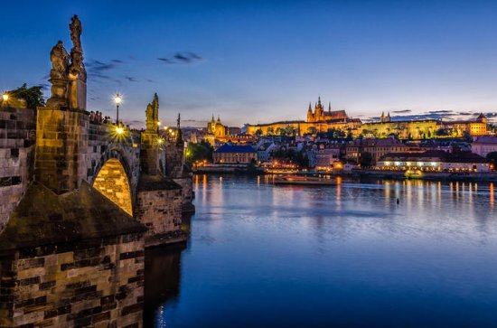 3-Day Prague Overnight Tour Including...
