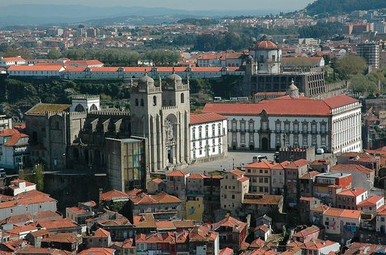 Autentisk Oporto Walking Tour med...