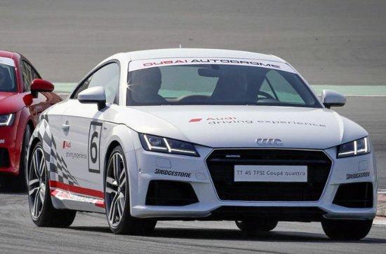 Audi Tt Pista Tester em Dubai...