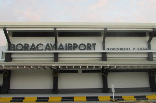 Round-Trip Transfer from Caticlan Airport to Boracay Island