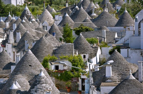 Trulli of Alberobello Day-Trip from ...