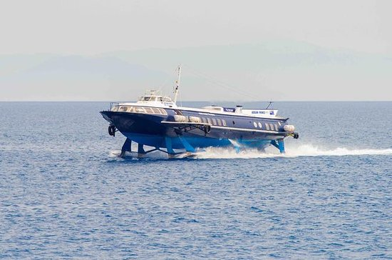 Færge fra Rhodos til Fethiye