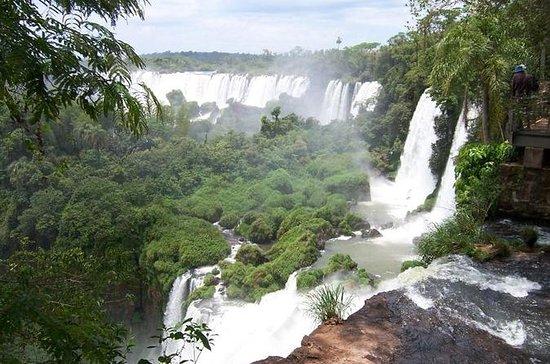 Iguaza Falls Adventure: Brazil and...