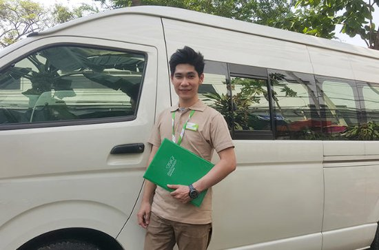 Chiang Mai International Airport Arrival Shared Transfer