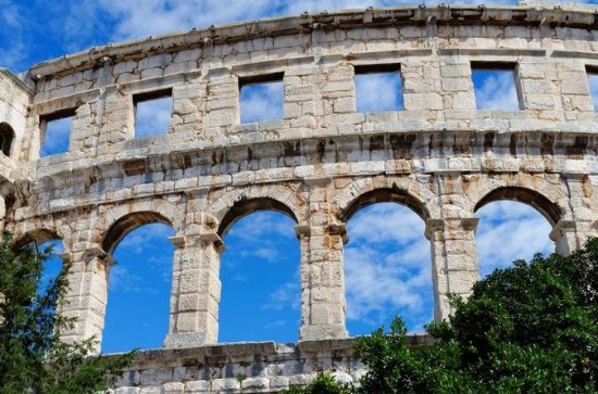 Pula Small-Group Walking Tour
