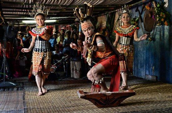 Half-Day Sarawak Bidayuh Longhouse...