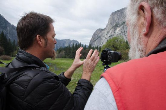Digital Photography Class in Yosemite...