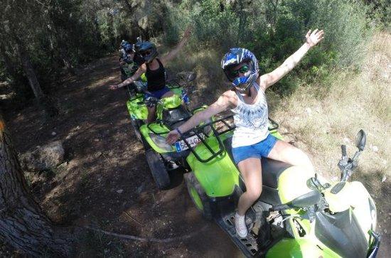 Quad-Tour im Süden von Mallorca
