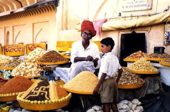 Private Guided Tour of Delhi's Markets
