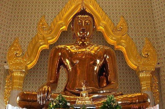 Half-Day Bangkok Temples Tour...