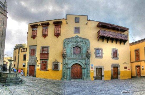 旧市街とクリストファーコロンブスツアー