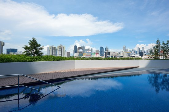 Pool - Picture of Hilton Garden Inn Singapore Serangoon (SG Clean) - Tripadvisor