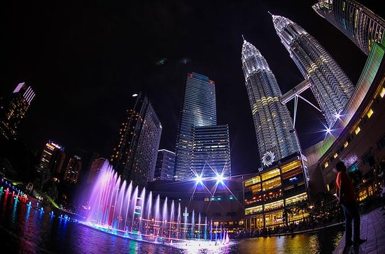 Night Tour with Admission to Petronas...