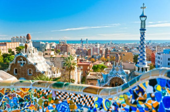 Barcelona Gaudí Sightseeing Tour from ...
