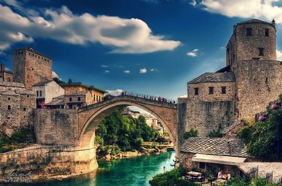 Bosnian Private Day Tour: Mostar and...