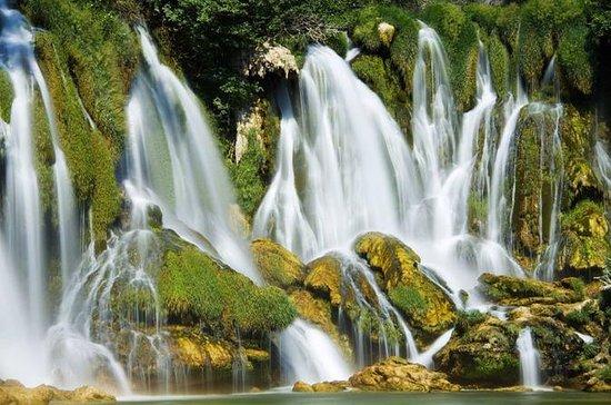 Adriaküste Natur: Sibenik und Krka...