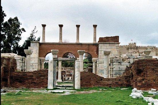 Tour Privado Ephesus St John Meio Dia...