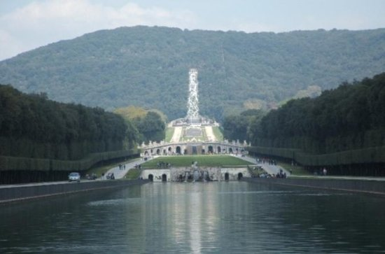 Private Tour: Royal Palace of Caserta...