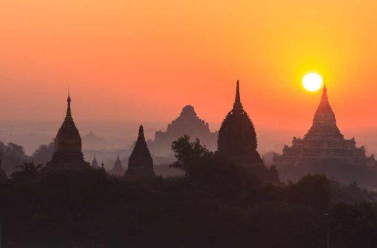 Tour di 3 giorni a Yangon e Bago
